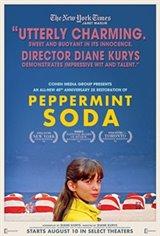 Peppermint Soda (Diabolo Menthe)