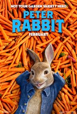2. Peter Rabbit Movie Poster