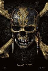 Pirates des Caraïbes : Les morts ne racontent pas d'histoires 3D