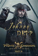 Pirates of the Caribbean: Dead Men Tell No Tales 3D