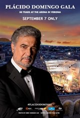 Plácido Domingo 50th Anniversary Gala Evening
