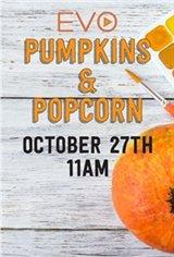 Popcorn & Pumpkins