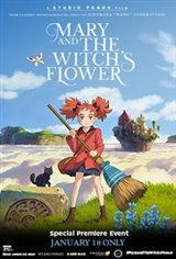Premiere Event: Mary and the Witch's Flower