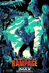 Rampage: An IMAX 3D Experience