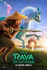 Raya and the Last Dragon 3D