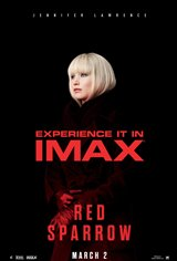 Red Sparrow: The IMAX Experience
