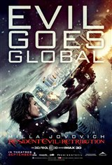 Resident Evil: Retribution - An IMAX 3D Experience