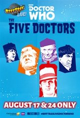 RiffTrax Live: Doctor Who - The Five Doctors