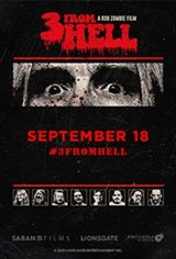 Rob Zombie's 3 From Hell - Night Three