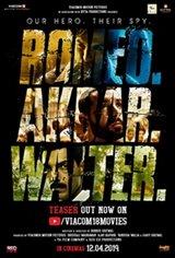 Romeo Akbar Walter (RAW)