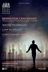 Royal Ballet: New Wayne McGregor/The Age of Anxiety/New Christopher Wheeldon
