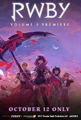 RWBY Volume 5 Premiere