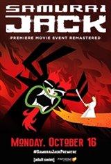 Samurai Jack: The Premiere Movie Event