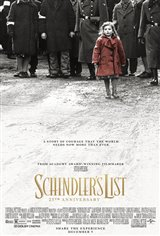 Schindler's List: 25th Anniversary Re-Release