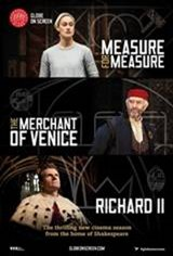 Shakespeare's Globe Theatre: The Merchant of Venice