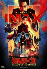 Shang-Chi and the Legend of the Ten Rings: The IMAX Experience