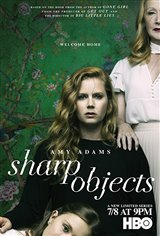 Sharp Objects (HBO) Movie Poster