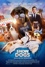6. Show Dogs Movie Poster