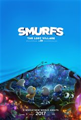 Smurfs: The Lost Village 3D