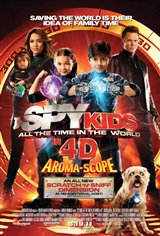 Spy Kids: All the Time in the World 3D