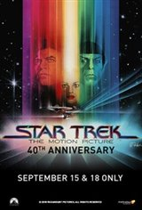 Star Trek: The Motion Picture (1979) 40th Anniversary