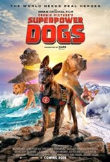 Superpower Dogs: The IMAX Experience