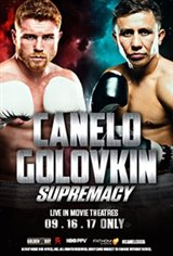 Supremacy: Canelo vs. Golovkin