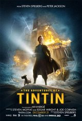 The Adventures of Tintin: An IMAX 3D Experience