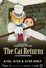 The Cat Returns - Studio Ghibli Fest 2018