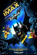 The LEGO Batman Movie: The IMAX Experience