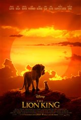 5. The Lion King Movie Poster