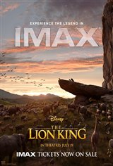 The Lion King: The IMAX Experience