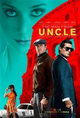 The Man from U.N.C.L.E. - The IMAX Experience