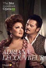 The Metropolitan Opera: Adriana Lecouvreur