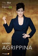 The Metropolitan Opera: Agrippina (2020) - Live