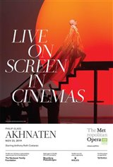 The Metropolitan Opera: Akhnaten (2019) - Live