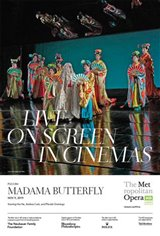 The Metropolitan Opera: Madama Butterfly (2019) - Live