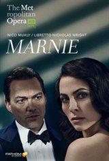 The Metropolitan Opera: Marnie