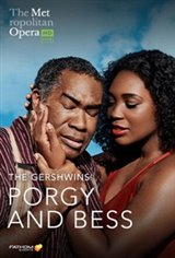 The Metropolitan Opera: Porgy and Bess ENCORE