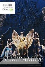 The Metropolitan Opera: Semiramide