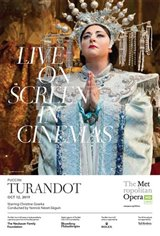 The Metropolitan Opera: Turandot (2019) - Encore