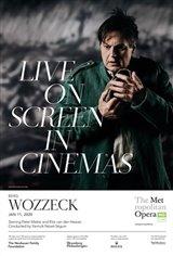 The Metropolitan Opera: Wozzeck (2020) - Live
