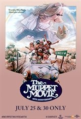 The Muppet Movie 40th Anniversary