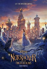 6. The Nutcracker and the Four Realms Movie Poster