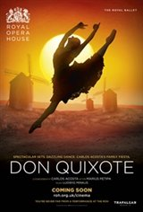 The Royal Opera House: Quixote