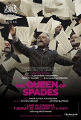 The Royal Opera House: The Queen of Spades