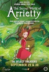 The Secret World of Arrietty - Studio Ghibli Fest 2019