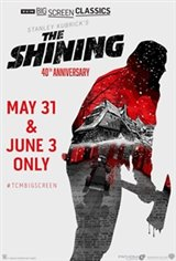 The Shining - 40th Anniversary 4K Remaster