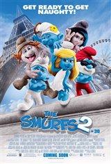 The Smurfs 2 3D