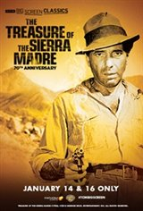 The Treasure of the Sierra Madre 70th Anniversary(1948) presented by TCM